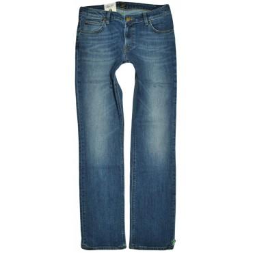 LEE klasyczne spodnie MARION STRAIGHT