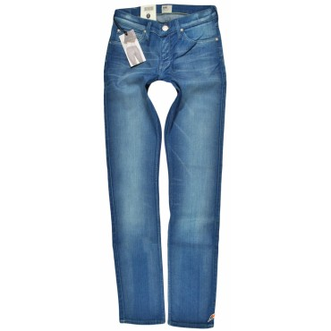 LEE spodnie BLUE jeans LOW skinny JADE