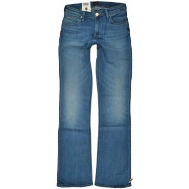 LEE spodnie JEANS klasyczne MARION BOOTCUT