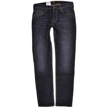 LEE spodnie low SLIM jeans POWELL  W32 L34
