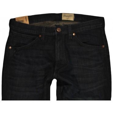 WRANGLER BOSTIN spodnie SLIM JEANS